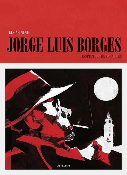 Cover Jorge Luis Borges