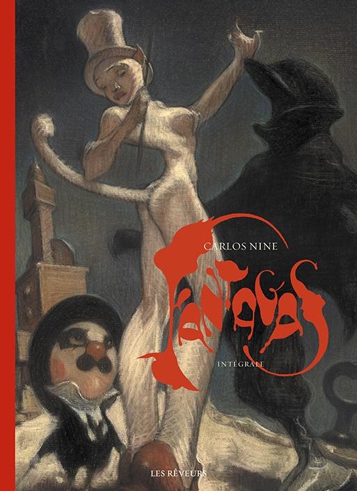 Cover Fantagas L'intégrale