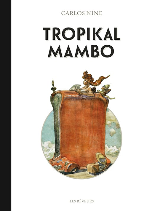 Cover Tropikal Mambo