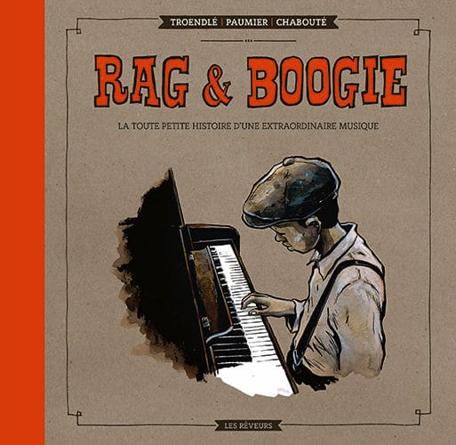 Cover Rag & Boogie